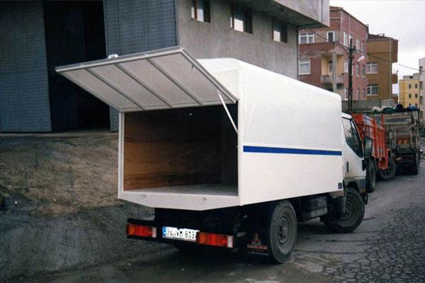 Kuru Gıda Taşıma Amaçlı Frigorifik Kasa, kuru gıda taşıma amaçlı frigorifik kasa